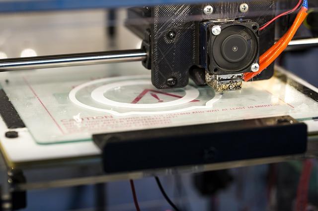 Printer D Print D Printing White
